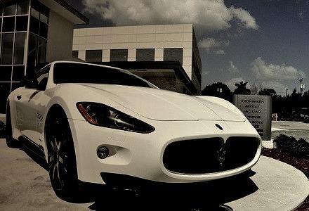 Maserati Granturismo S MC Sportline