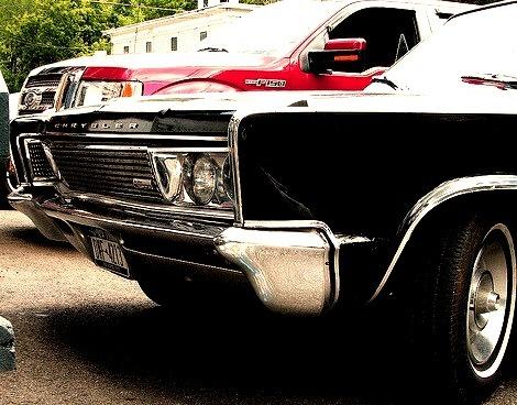 66 Chrysler New Yorker