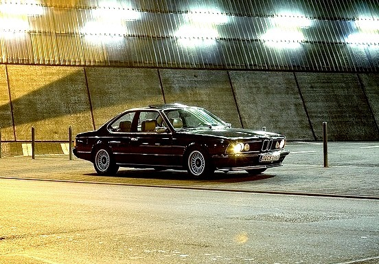 BMW 635 CSL
