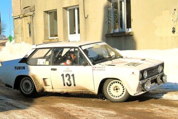 76 Fiat 131 Abarth