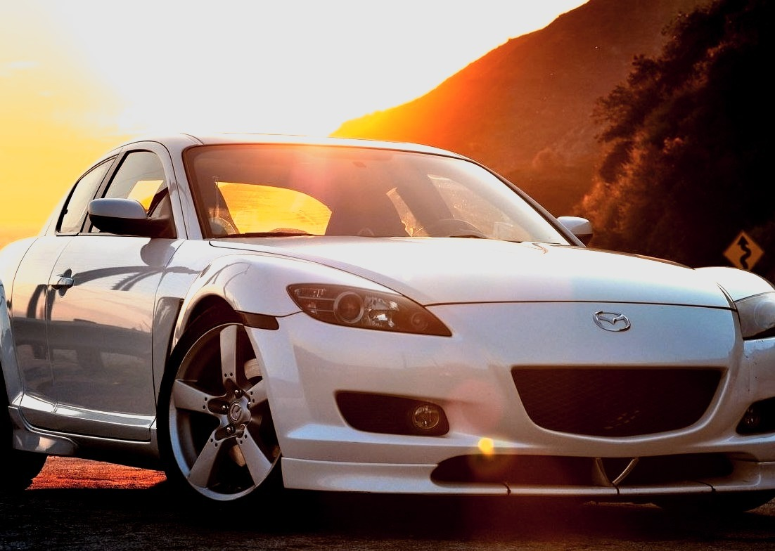 05 Mazda RX-8
