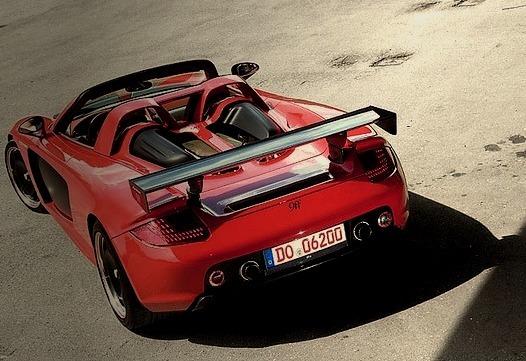 9ff Porsche Carrera GT Turbo
