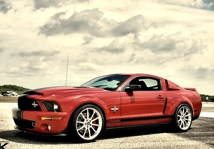 Ford Mustang GT500 SuperSnake