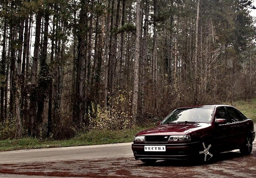 Opel Vectra GT