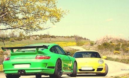 Porsche 911 GT3 RS & 997 mk2 Carrera S PDK
