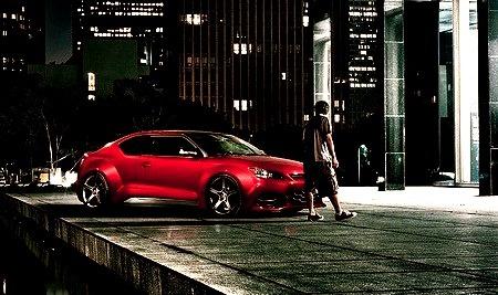 Scion tC Concept Car