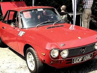 73 Lancia Fulvia Coupe 1.6HF