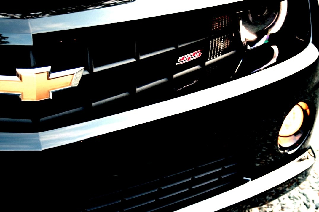 12 Chevrolet Camaro SS