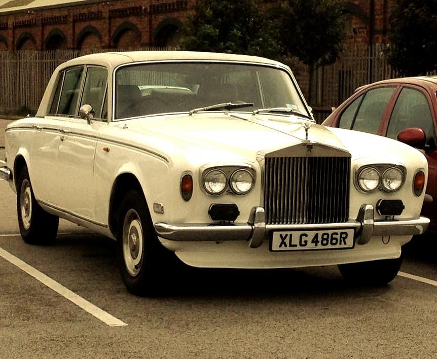 76 Rolls Royce Silver Shadow