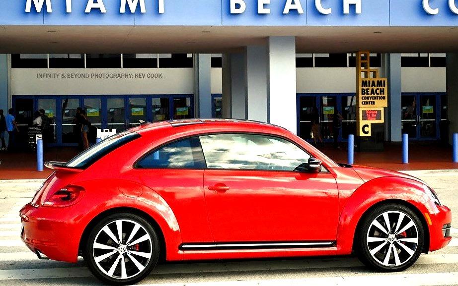 13 Volkswagen Beetle