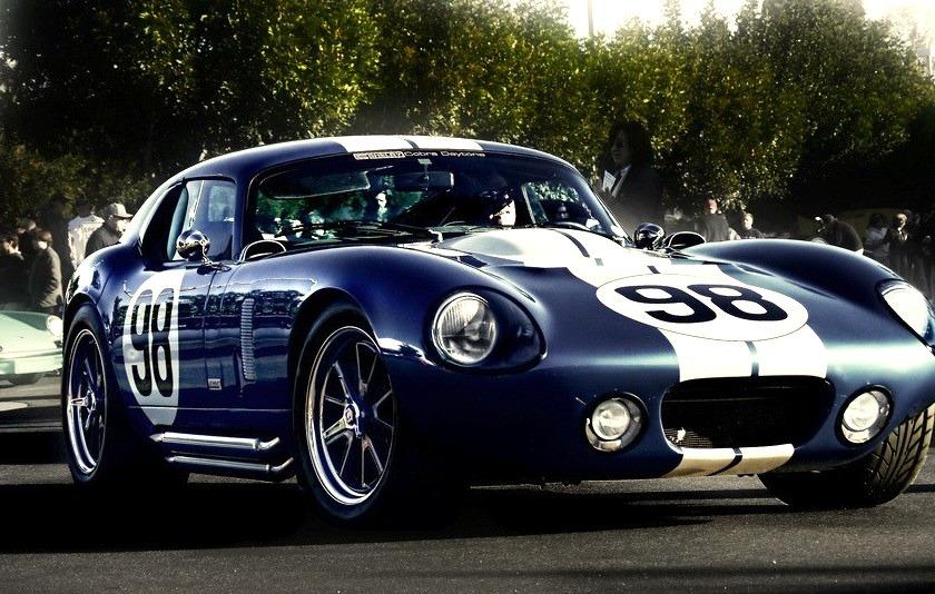 Shelby Cobra Daytona by Superformance