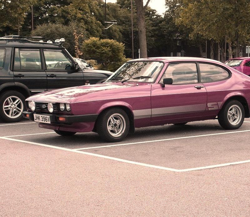 79 Ford Capri S