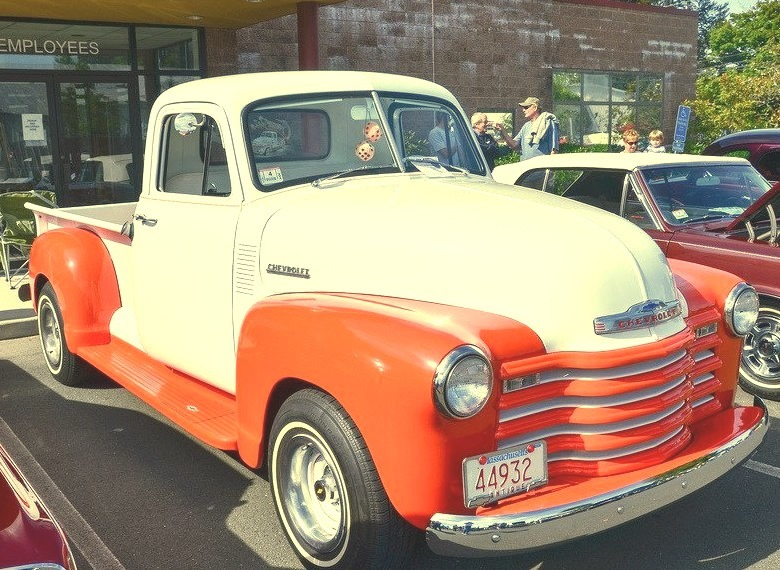 Chevrolet Advanced Design
