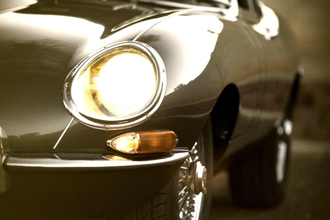 1964 Jaguar XKE Series 1 Roadster