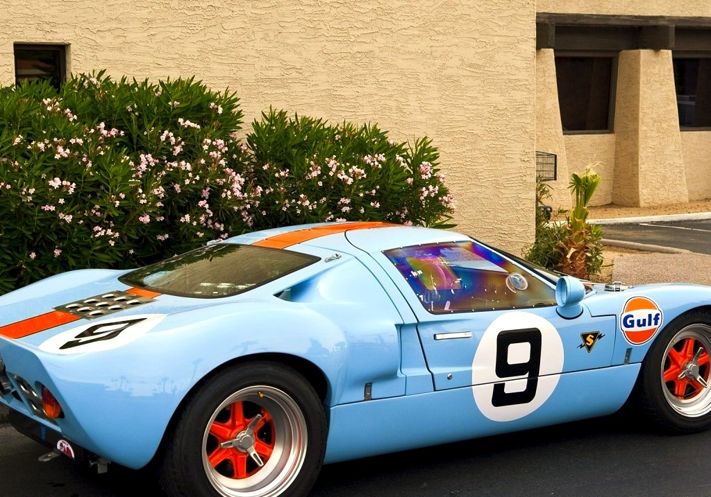 Ford GT40 Recreation