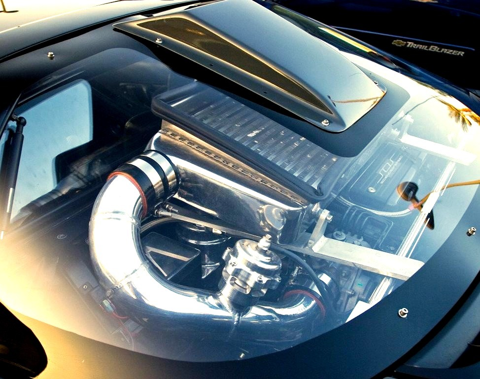 Turbo, Widebody Acura NSX
