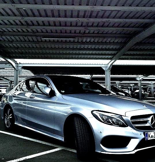 Mercedes-Benz C-Class AMG line 2015