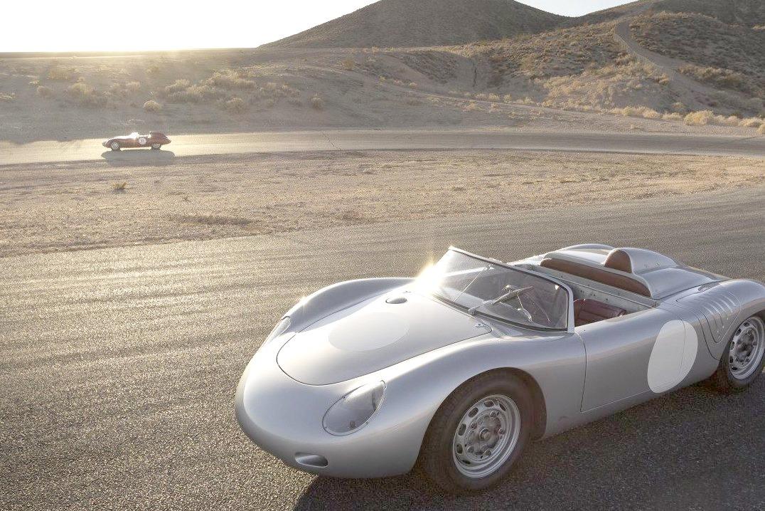 1961 Porsche 718 RS 61 Spyder and 1960 OSCA 750 S - 35 of 50