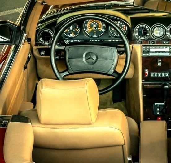 Mercedes-Benz 1988 560 SL