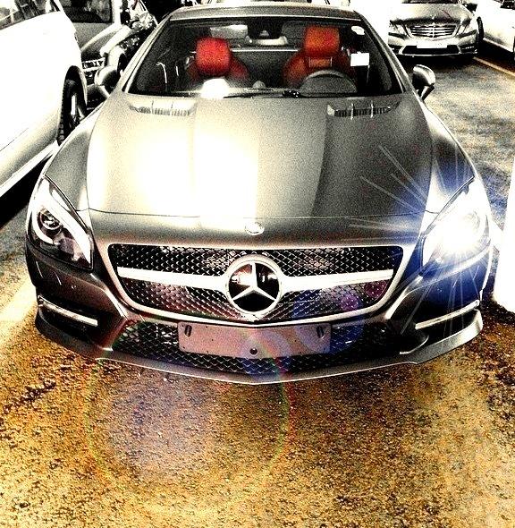 Mercedes-Benz SL 63 AMG (Instagram @mbusa)