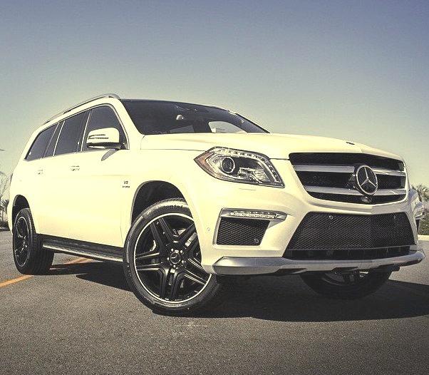 Mercedes-Benz GL 63 AMG (Instagram @MBontario)